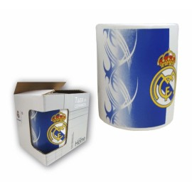 Taza Mug Real Madrid C.F.